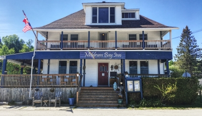 3D Virtual Tour for Meldrum Bay Inn, Manitoulin Island, ON